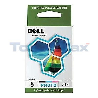 DELL SERIES 5 PRINT CARTRIDGE PHOTO COLOR